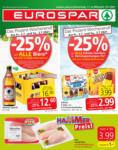 EUROSPAR EUROSPAR Flugblatt Vorarlberg - bis 14.07.2021
