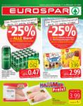EUROSPAR EUROSPAR Flugblatt Wien, Niederösterreich & Burgenland - bis 14.07.2021