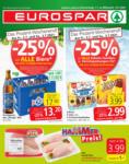 EUROSPAR EUROSPAR Flugblatt Steiermark - bis 14.07.2021