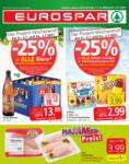 EUROSPAR EUROSPAR Flugblatt Kärnten - bis 14.07.2021