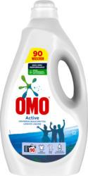 Omo Flüssigwaschmittel Regular, 90 Waschgänge, 4,5 Liter