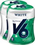 Denner Chewing-gum Bottle White Spearmint V6, senza zucchero, 2 x 87 g - al 04.10.2021