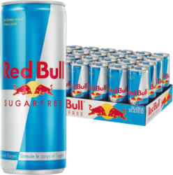 Red Bull Sugarfree 24 x 25 cl -