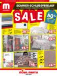 MÖBEL MARTIN Möbel Martin - Summer Sale bis zu 50%* Rabatt - bis 11.07.2021