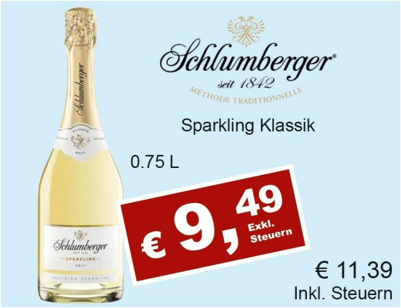 Schlumberger Sparkling Klassik