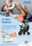 dm-drogerie markt 25 Jahre Babylove - bis 14.07.2021