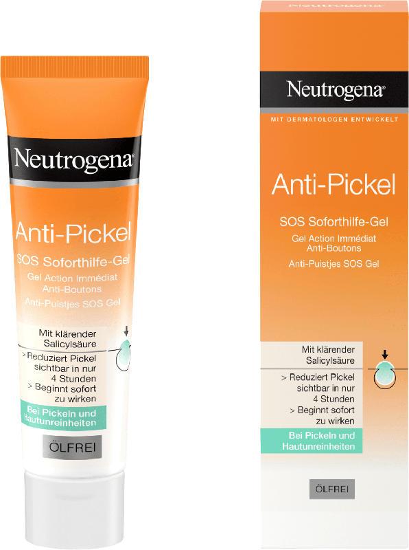 Neutrogena Anti-Pickel Gel SOS Soforthilfe