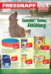 Fressnapf Sommer, Sonne, Abkühlung - bis 10.07.2021