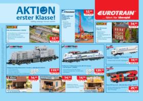 Große Eurotrain Plus Aktion