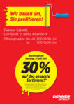 Denner Ausverkauf: 30% auf alles - bis 17.07.2021