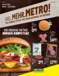 METRO TD Burger 15 - bis 21.07.2021