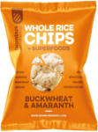 OTTO'S Bombus Whole Rice Chips Buckwheat & Amaranth 60 g -