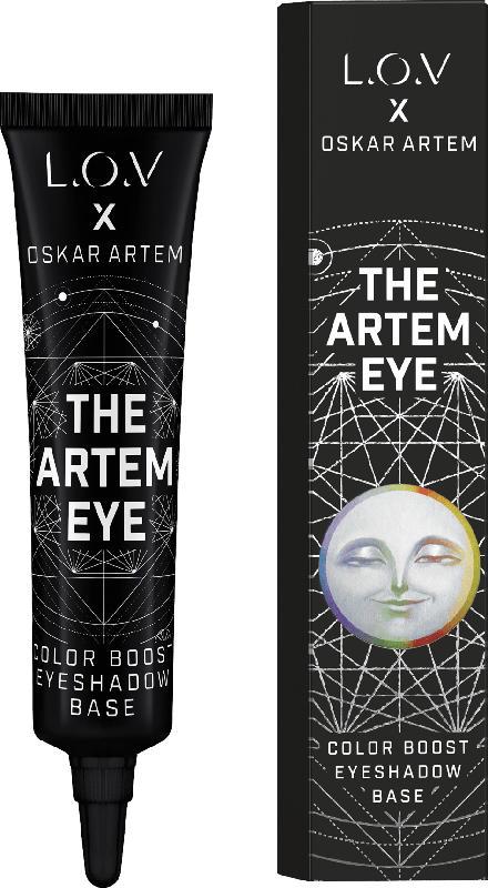L.O.V Lidschattenbase OSKAR ARTEM The Artem Eye Color Boost Eyeshadow Base
