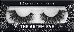 L.O.V Künstliche Wimpern OSKAR ARTEM The Artem Eye Full Wispy Lashes