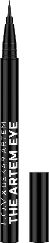 L.O.V Eyeliner OSKAR ARTEM The Artem Eye Fine Graphic Eyeliner