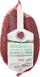 Salsiccette snack IP-SUISSE , 4 x 50 g
