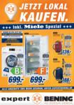 Bening GmbH & Co. KG JETZT LOKAL KAUFEN - bis 16.07.2021