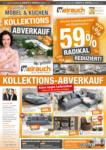 Möbel Weirauch GmbH Kollektionsabverkauf - bis 18.07.2021