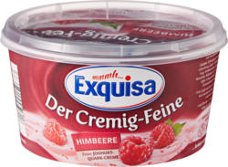 Exquisa Fruchtquark, Himbeere, 470 g