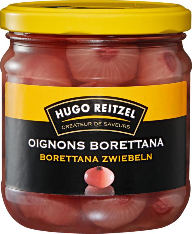 Hugo Reitzel Borettana-Zwiebeln, 240 g