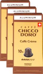 Capsule di Caffè Crème Chicco d'Oro , 3 x 10 capsule