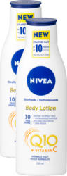 Nivea straffende Body Lotion Q10 + Vitamin C, 2 x 250 ml