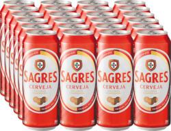 Birra Sagres, 24 x 50 cl