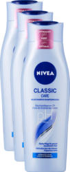 Shampooing de soin Classic Mild Care Nivea, 3 x 250 ml