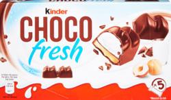 Kinder Chocofresh Ferrero, 5 pezzi, 102,5 g