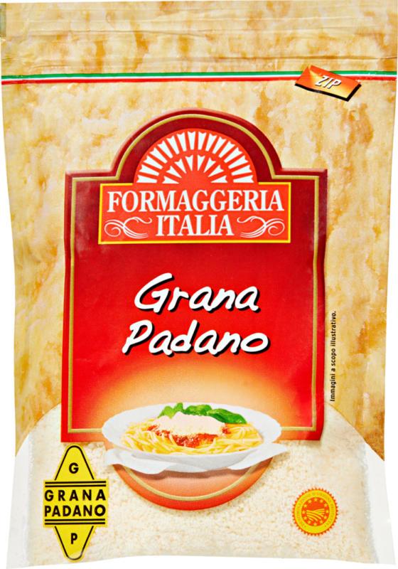 Formaggeria Italia Grana Padano, gerieben, 3 x 100 g