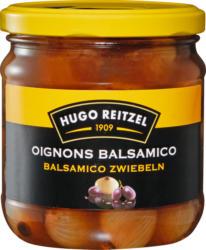 Oignons au vinaigre balsamique Hugo Reitzel, 240 g