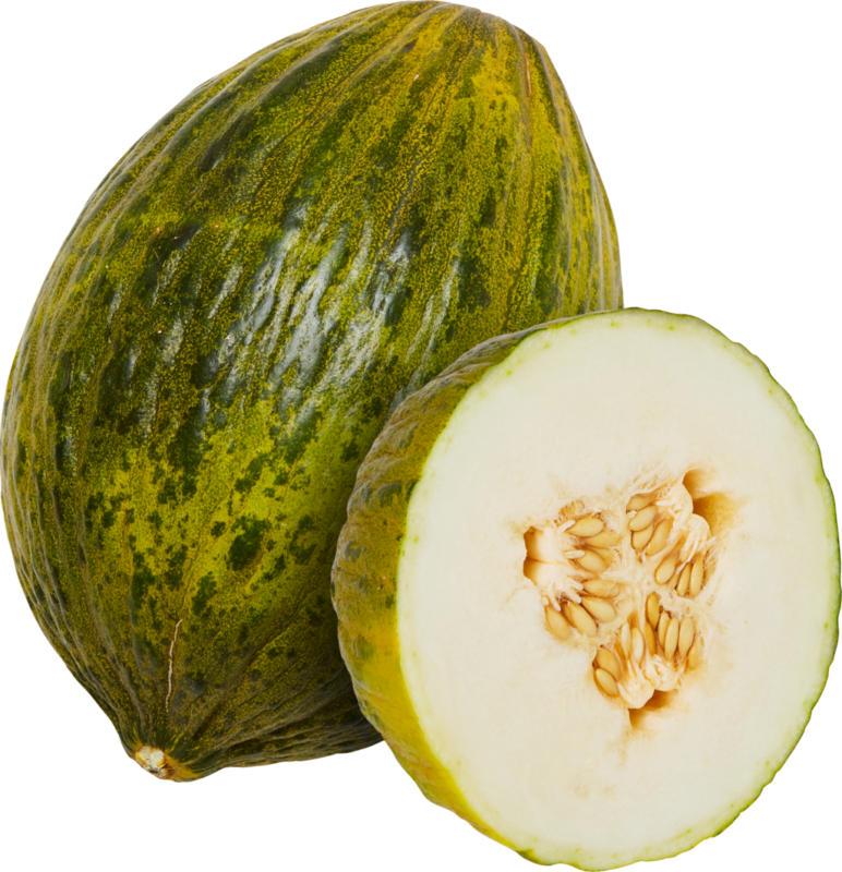 Melone Piel de Sapo, Spanien/Italien, per Stück