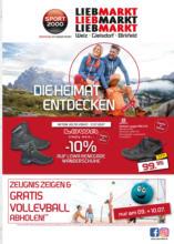 Sport 2000 Lieb Markt - Schulschluss