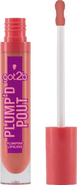got2b Lipgloss Plumping Plump´d Pout It's Complicated