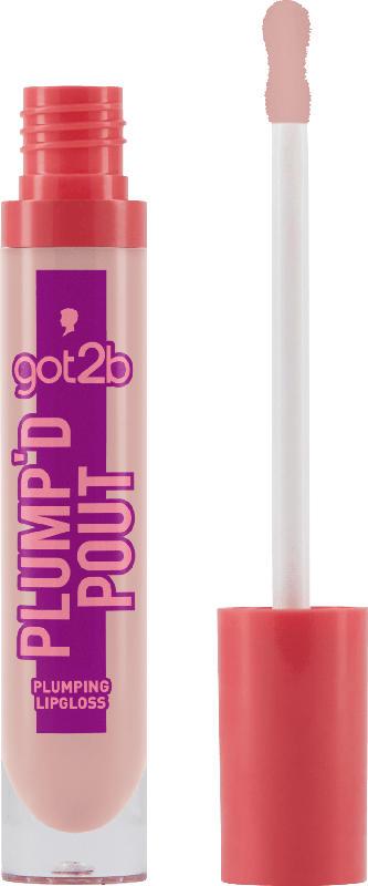 got2b Lipgloss Plumping Plump´d Pout Strawberry Cream