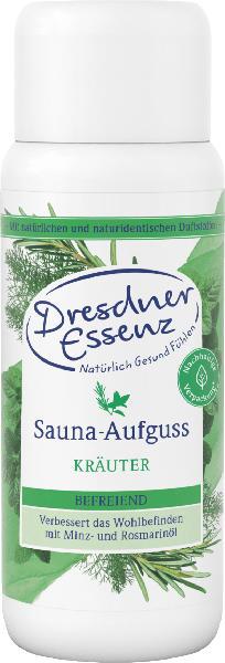 Dresdner Essenz Sauna Aufguss Kräuter