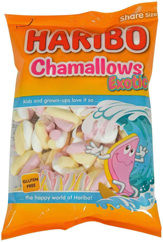 Haribo Chamallows Exotic 175 g -