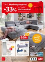 XXXLutz Flugblatt - XXXL Markenprozente