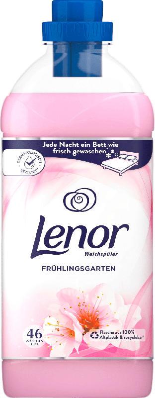 Lenor Weichspüler Frühlingsgarten 46WL