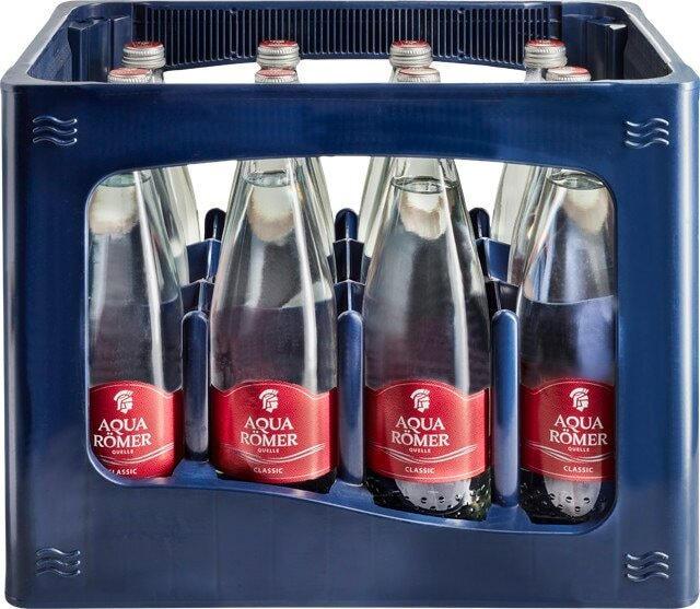 Aqua Römer Mineralwasser
