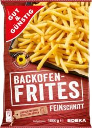 Gut & Günstig Backofen-Frites