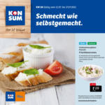 Konsum Dresden Wöchentliche Angebote - bis 17.07.2021