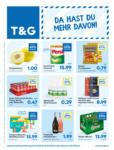 T&G T&G Flugblatt - bis 23.07.2021