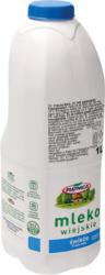 Frische Milch, 2% Fett, pasteurisiert, homogenisiert.