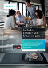 Die Kochfeld-Dunstabzüge von Siemens