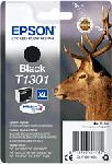MediaMarkt EPSON C13T13014010 HIRSCH BLACK - Tintenpatrone (Schwarz)