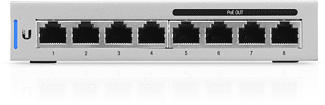 UBIQUITI US 8 60W - Switch (Silber)