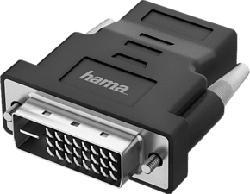 HAMA 00200338 - Video-Adapter (Schwarz)