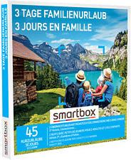 SMARTBOX 3 jours en famille - Coffret cadeau