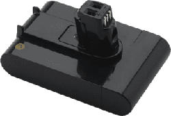 PATONA 6072 - Pacco batteria (Nero)